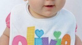 baberos de moda-bebeazul.top