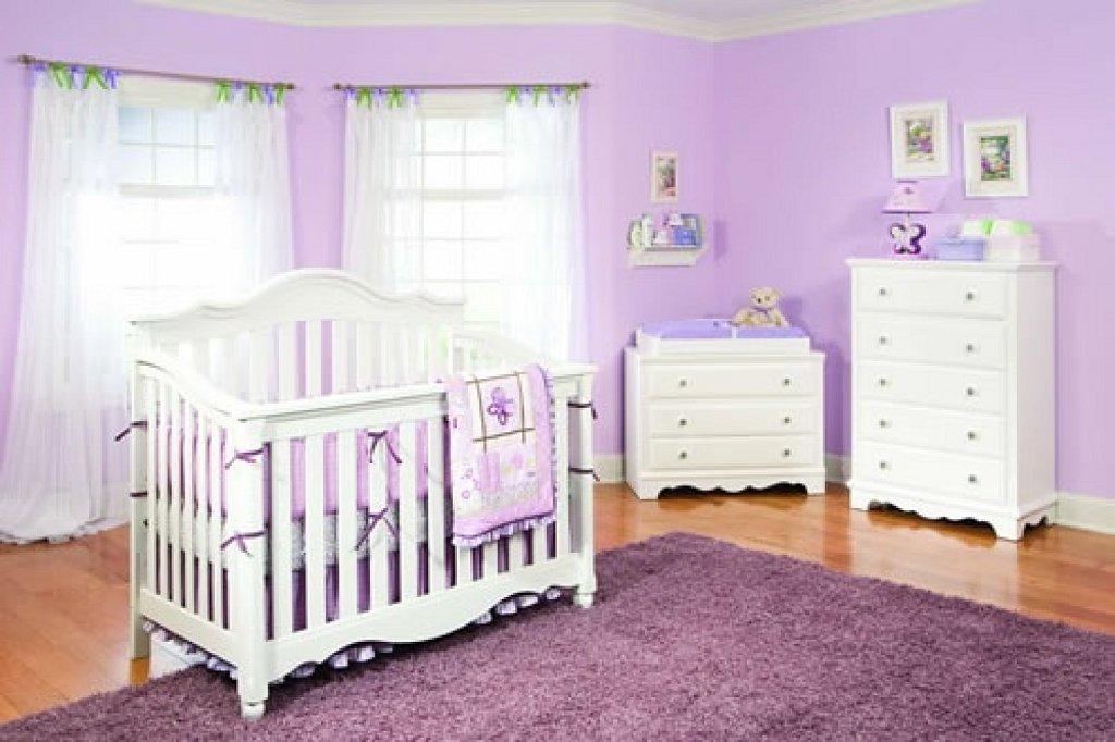 No te gusta el color rosa - Habitacion de bebe fotos ...