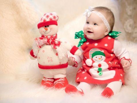 Fotos como Felicitaciones de Navidad-bebeazul (10)