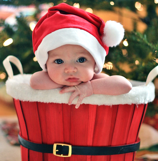 Fotos como Felicitaciones de Navidad-bebeazul (11)