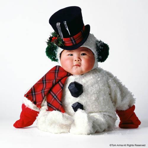 Fotos como Felicitaciones de Navidad-bebeazul (14)