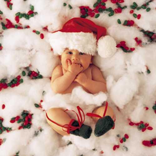 Fotos como Felicitaciones de Navidad-bebeazul (5)