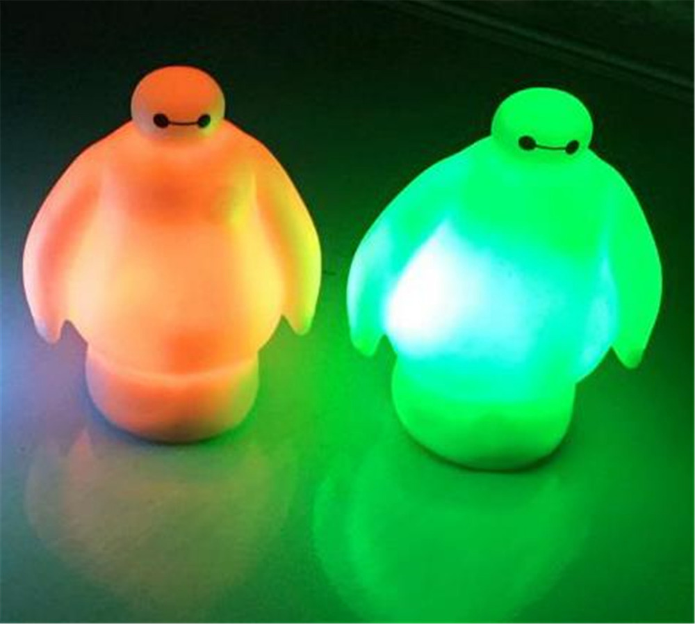 Led-Night-Light-For-Children-Anime-Baymax-Doll-Action-Figure-font-b-Kids-b-font-Night