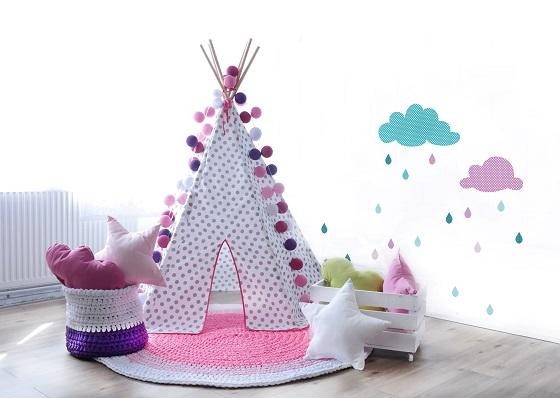 tipi decoracion infantil bebeazul.top