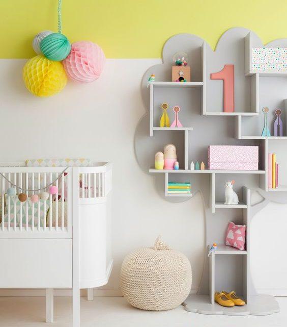 decoracion cuarto bebe-arboles-estanterias-bebeazul.top (1)