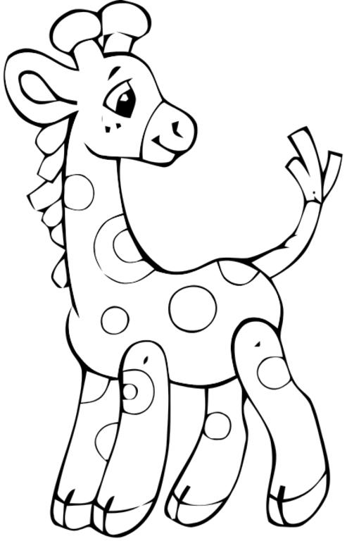 40 Animalitos - Dibujos para Colorear | Bebeazul.top