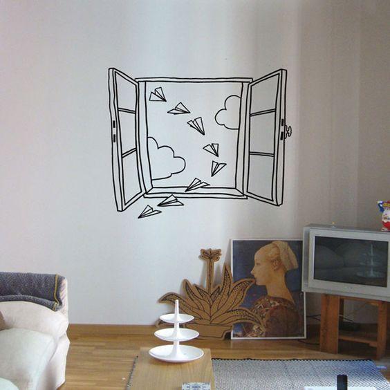 pegatina decoracion habitacion bb-bebeazul.top (52)