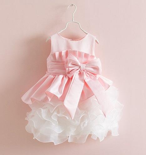 Vestido bebe fiesta nena Bebeazul.top (4)