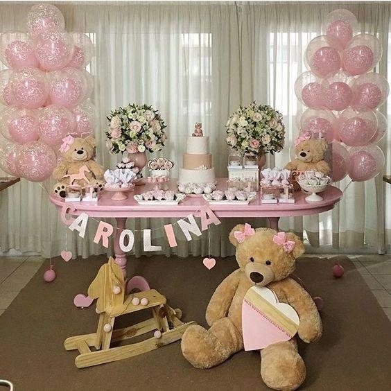 mesas baby shower para nena Bebeazul.top (1)