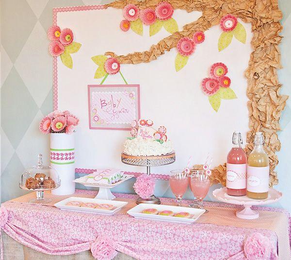 mesas baby shower para nena Bebeazul.top (2)