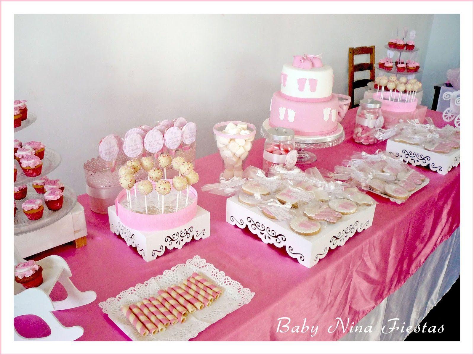 mesas baby shower para nena Bebeazul.top (6)