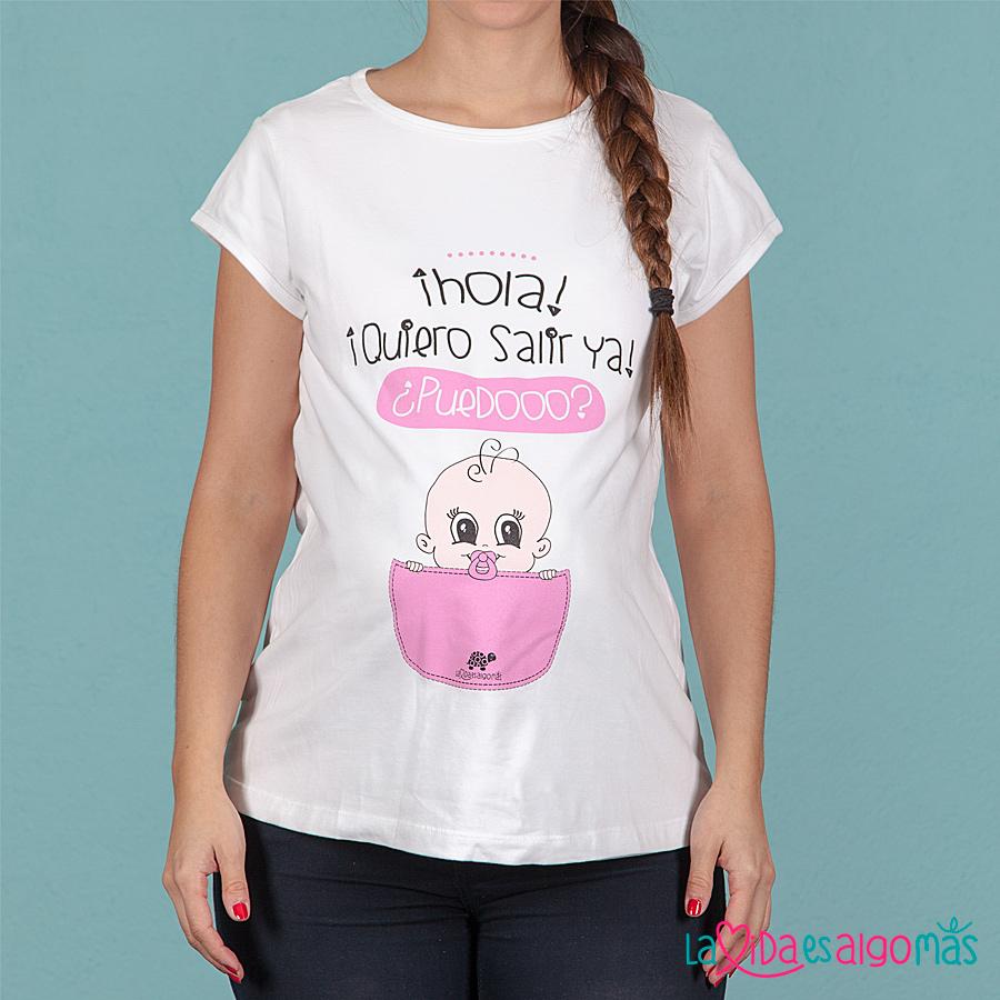 camiseta-premama-quiero-salir-ya-puedo-nina
