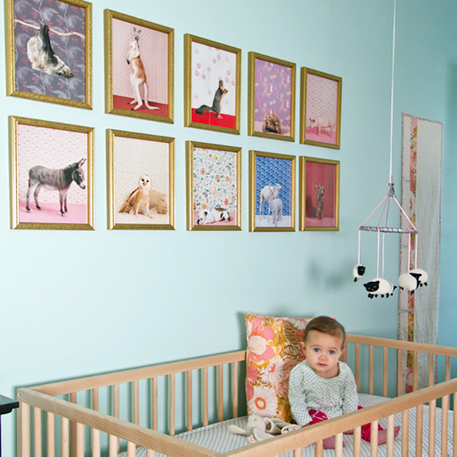 decoracion divertida cuarto bebe-bebeazul.top