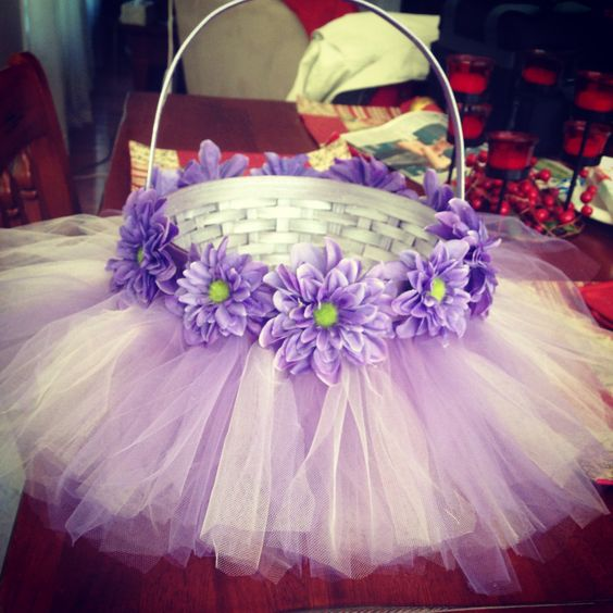 idea decoracion canastilla tutu-bebeazul.top (3)
