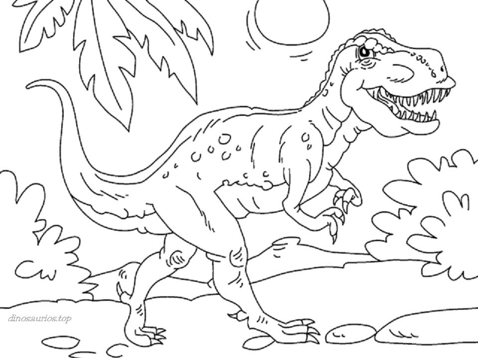 tiranosaurio-dibujo-colorear-dinosaurios-bebeazul.top (3)