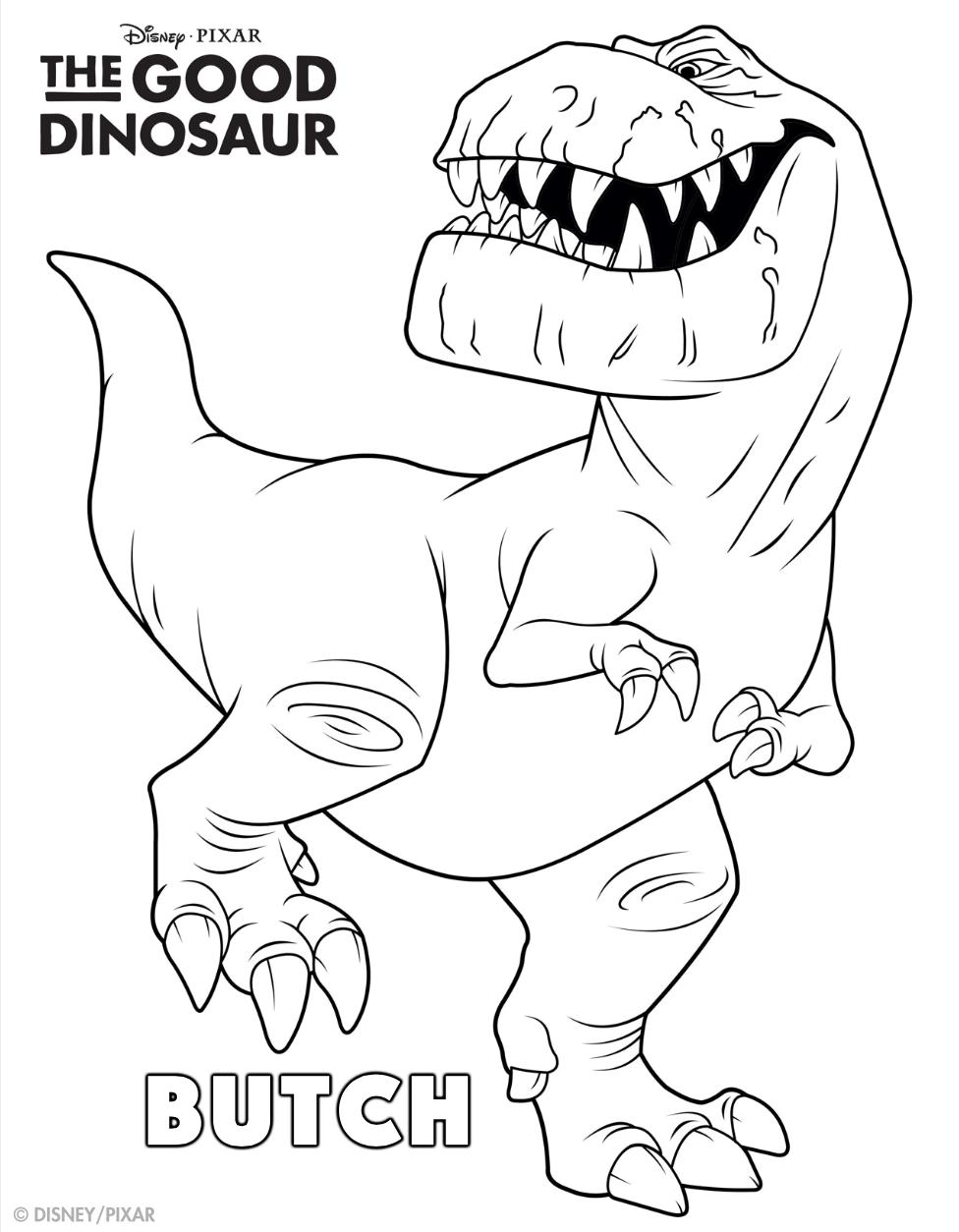 tiranosaurio-dibujo-colorear-dinosaurios-bebeazul.top (5)