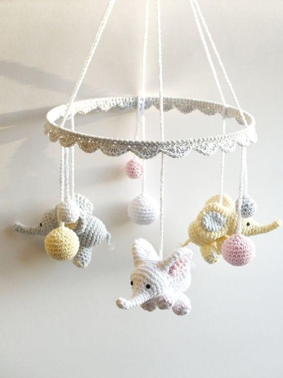movil crochet bebe-bebeazul.top