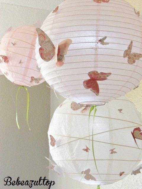 idea decoracion lamparas papel-bebeazul.top (10)