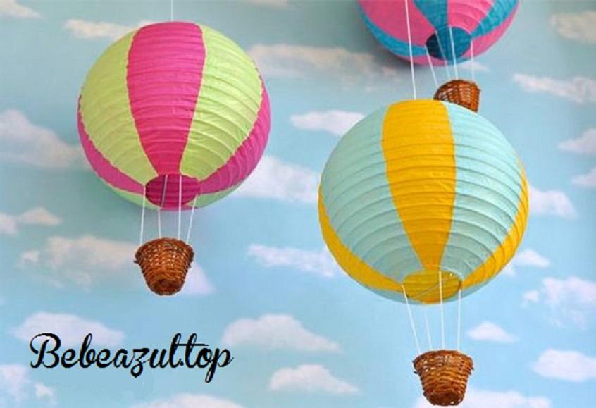idea decoracion lamparas papel-bebeazul.top (15)