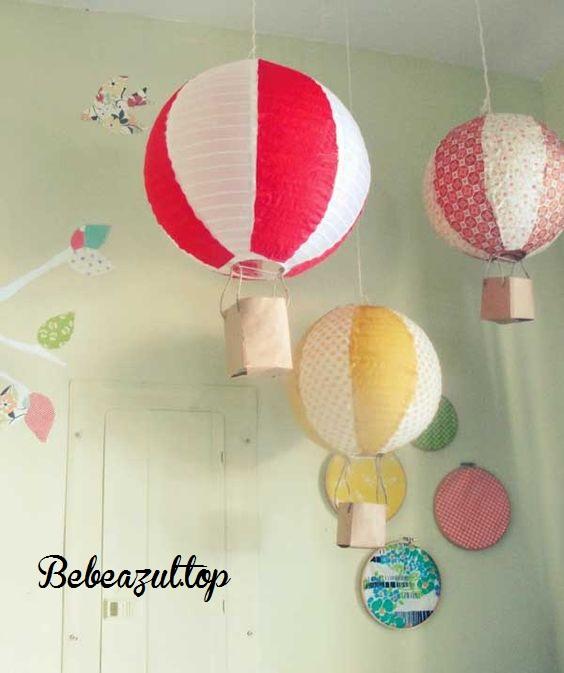 idea decoracion lamparas papel-bebeazul.top (19)