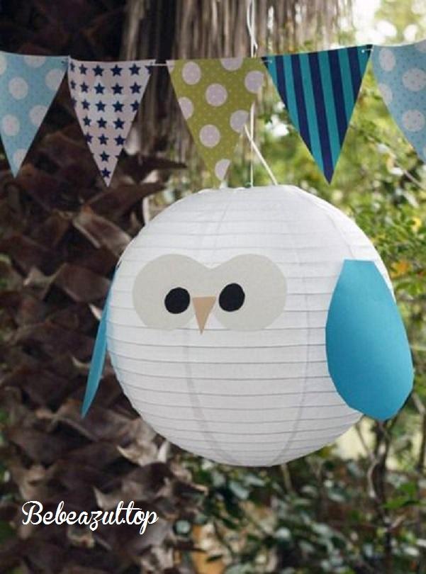 idea decoracion lamparas papel-bebeazul.top (21)