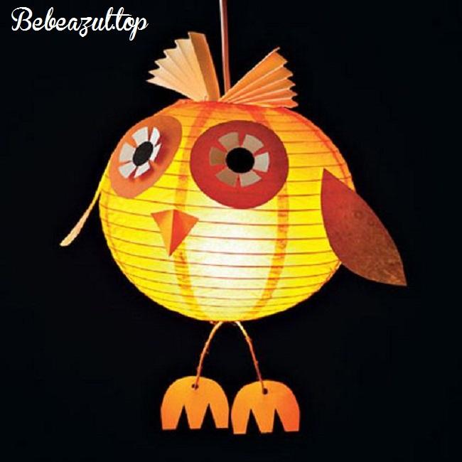 idea decoracion lamparas papel-bebeazul.top (31)