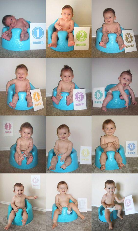primer ano vida fotos-bellezaazul.top (6)