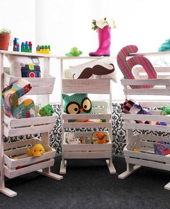 Organizadores para los cuartos de los bebes Bebeazul.top (7)