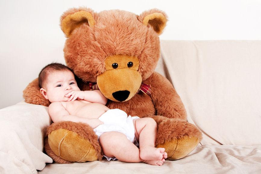 Peluches gigantes para bebe Bebeazul.top (2)