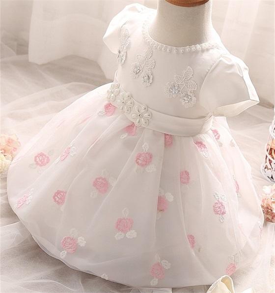 Vestido bebe fiesta nena Bebeazul.top (1)