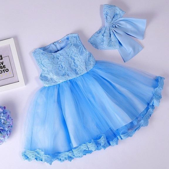 Vestido bebe fiesta nena Bebeazul.top (3)