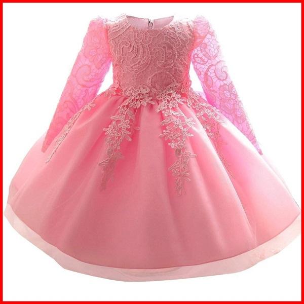 vestidos de fiesta para bebes de 12 meses 305391 Bebé 1 a±o cumplea±os vestido para recién nacido Ni±as cena formal